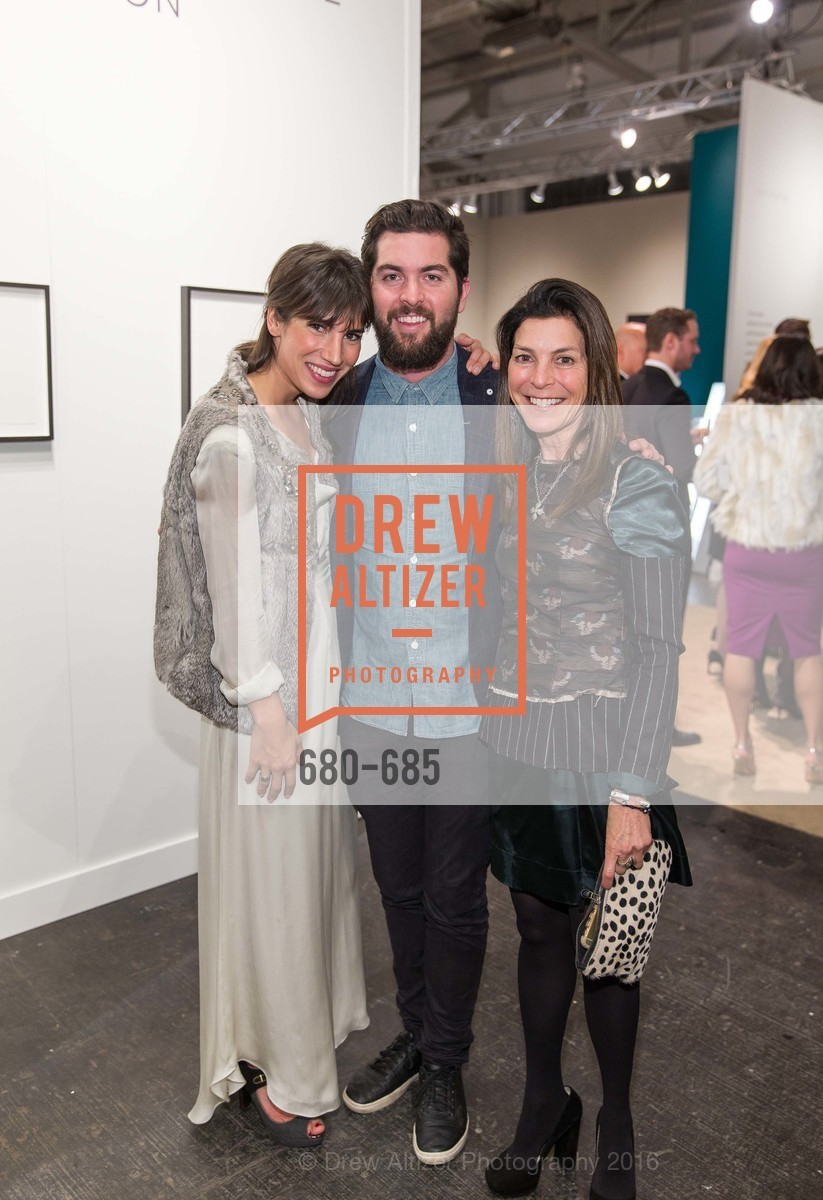 Gigi Dalla Gasperina, Harrison Watkins, Susan Swig, FOG Design+Art Preview Gala, Fort Mason Center Festival Pavilion, January 13th, 2016,Drew Altizer, Drew Altizer Photography, full-service agency, private events, San Francisco photographer, photographer california
