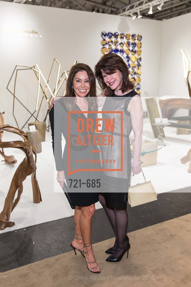 Marybeth Lamotte, Elaine Mellis, FOG Design+Art Preview Gala, Fort Mason Center Festival Pavilion, January 13th, 2016,Drew Altizer, Drew Altizer Photography, full-service agency, private events, San Francisco photographer, photographer california