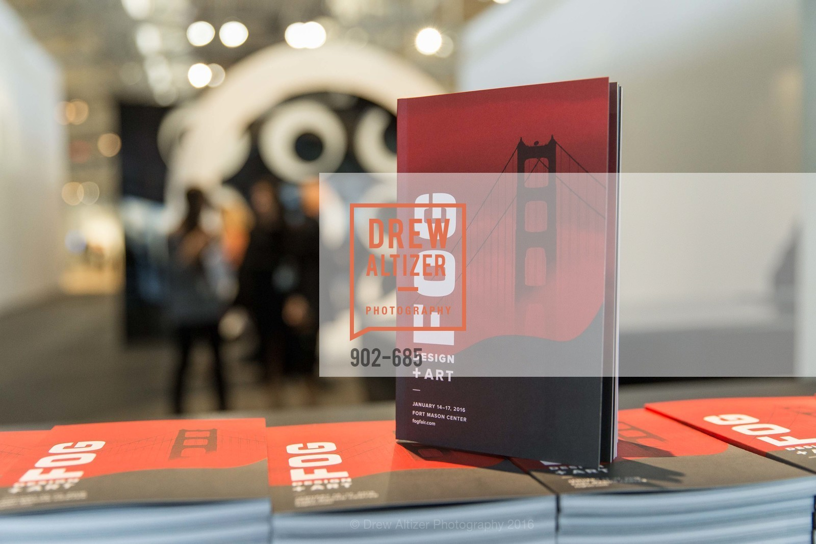 Atmosphere, FOG Design+Art Preview Gala, Fort Mason Center Festival Pavilion, January 13th, 2016,Drew Altizer, Drew Altizer Photography, full-service agency, private events, San Francisco photographer, photographer california