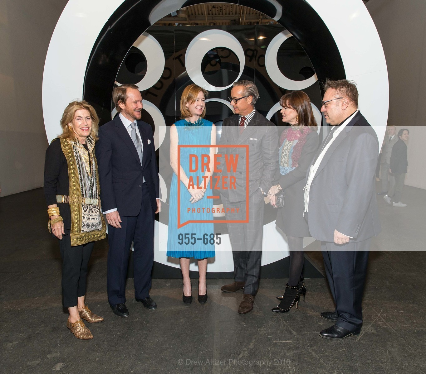 Cathy Topham, Roth Martin, Katie Paige, Douglas Durkin, Allison Speer, Stanlee Gatti, FOG Design+Art Preview Gala, Fort Mason Center Festival Pavilion, January 13th, 2016,Drew Altizer, Drew Altizer Photography, full-service agency, private events, San Francisco photographer, photographer california