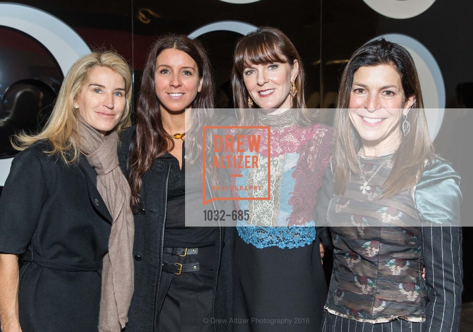 Summer Tompkins Walker, Maca Huneeus, Allison Speer, Susan Swig, Photo #1032-685