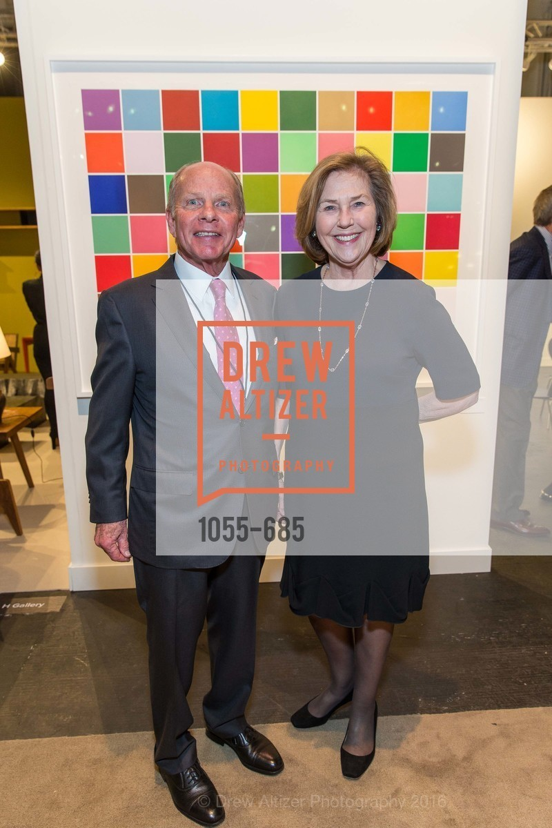 John Berggruen, Gretchen Berggruen, FOG Design+Art Preview Gala, Fort Mason Center Festival Pavilion, January 13th, 2016,Drew Altizer, Drew Altizer Photography, full-service agency, private events, San Francisco photographer, photographer california