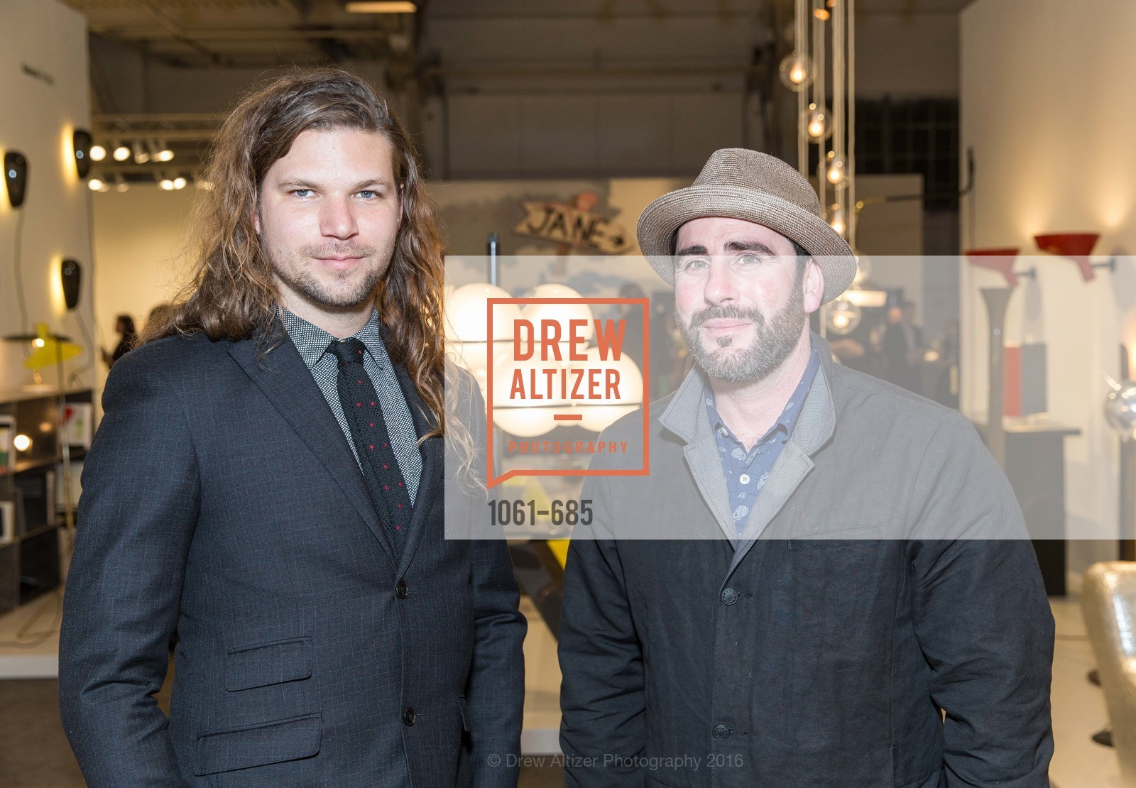 John Duket, Noah Elias, FOG Design+Art Preview Gala, Fort Mason Center Festival Pavilion, January 13th, 2016,Drew Altizer, Drew Altizer Photography, full-service agency, private events, San Francisco photographer, photographer california