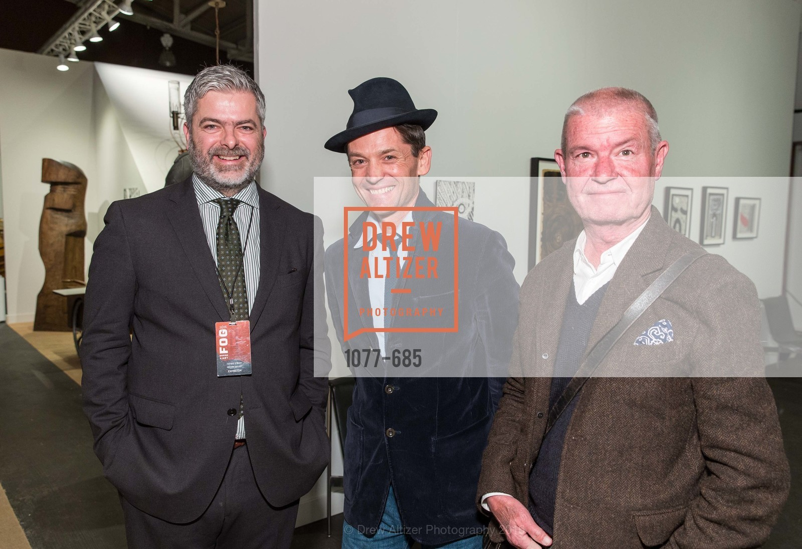 Gerard O'Brien, Daniel de la Falaise, Fletcher, Photo #1077-685