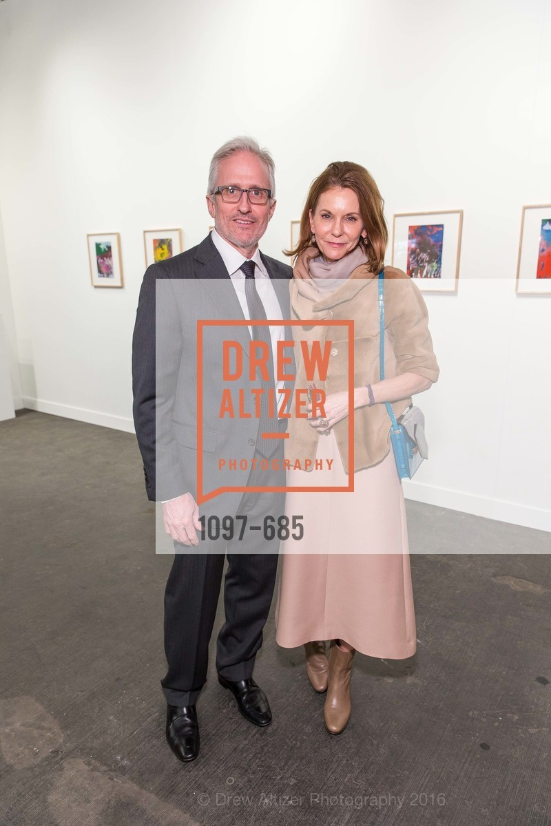 Jim Coulter, Penny Coulter, FOG Design+Art Preview Gala, Fort Mason Center Festival Pavilion, January 13th, 2016,Drew Altizer, Drew Altizer Photography, full-service agency, private events, San Francisco photographer, photographer california