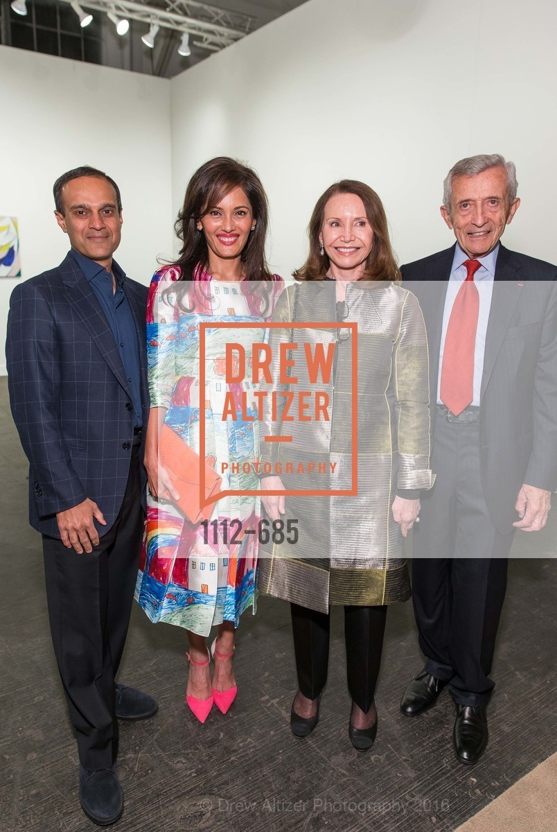 Gaurav Garg, Komal Shah, Christine Lamond, Pierre Lamond, FOG Design+Art Preview Gala, Fort Mason Center Festival Pavilion, January 13th, 2016,Drew Altizer, Drew Altizer Photography, full-service agency, private events, San Francisco photographer, photographer california