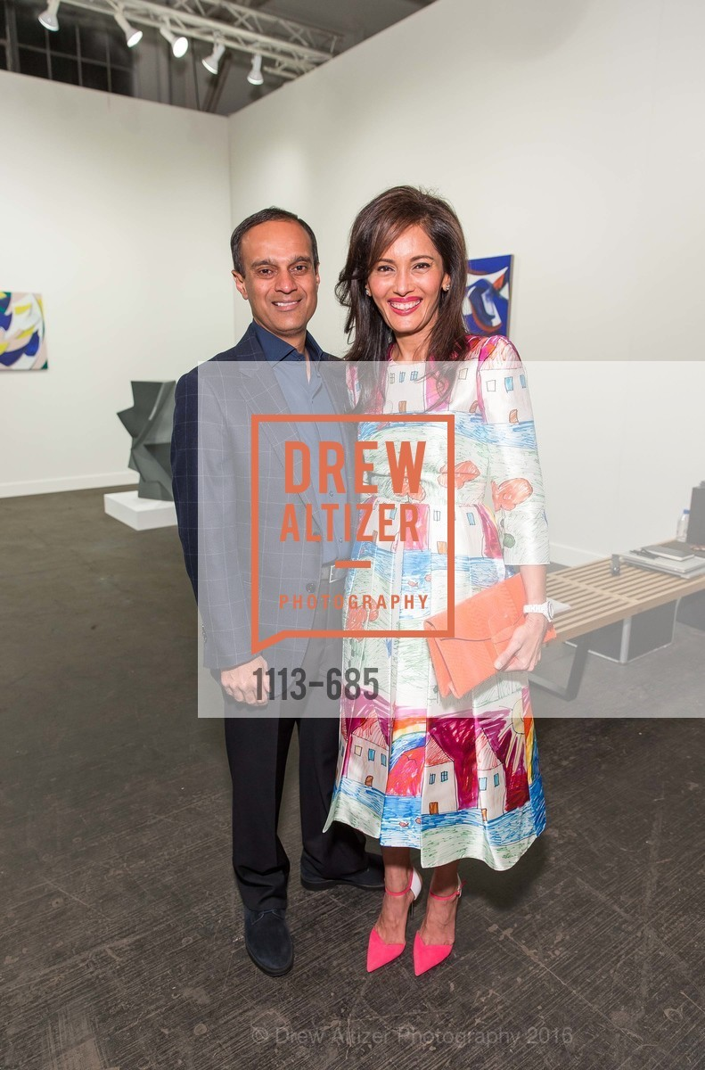 Gaurav Garg, Komal Shah, FOG Design+Art Preview Gala, Fort Mason Center Festival Pavilion, January 13th, 2016,Drew Altizer, Drew Altizer Photography, full-service event agency, private events, San Francisco photographer, photographer California