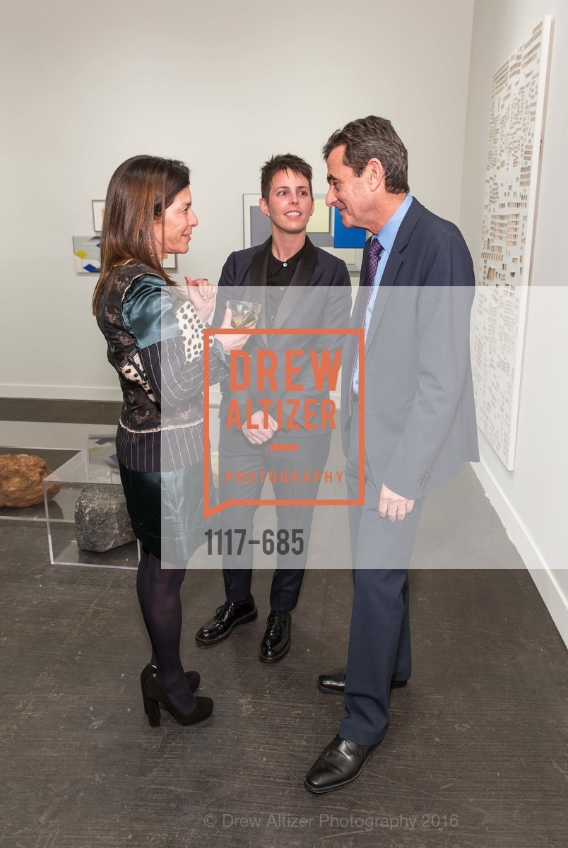 Susan Swig, Jessica Silverman, Neal Benezra, FOG Design+Art Preview Gala, Fort Mason Center Festival Pavilion, January 13th, 2016,Drew Altizer, Drew Altizer Photography, full-service agency, private events, San Francisco photographer, photographer california
