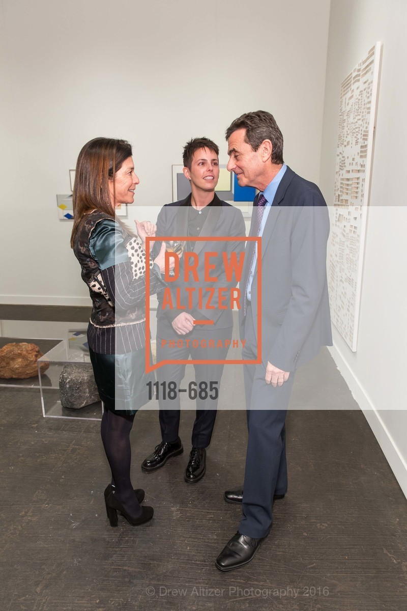 Susan Swig, Jessica Silverman, Neal Benezra, FOG Design+Art Preview Gala, Fort Mason Center Festival Pavilion, January 13th, 2016,Drew Altizer, Drew Altizer Photography, full-service event agency, private events, San Francisco photographer, photographer California