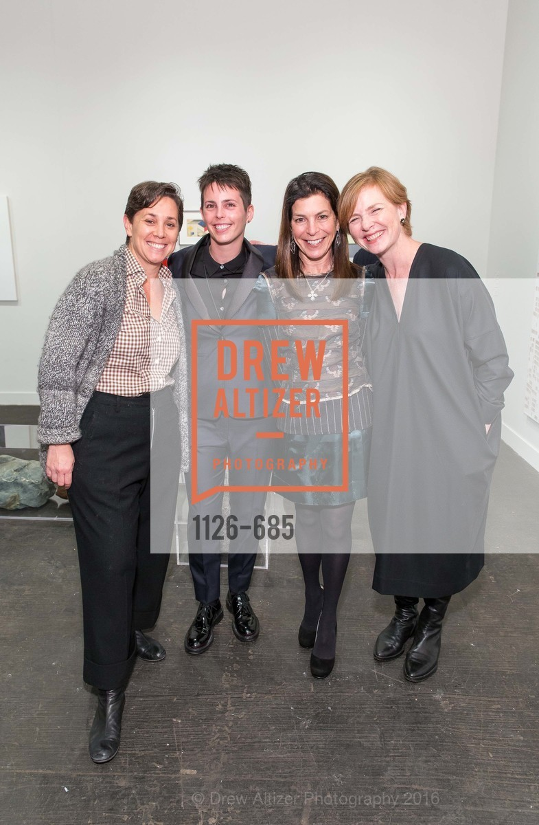 Jen Chaiken, Jessica Silverman, Susan Swig, Sam Hamilton, FOG Design+Art Preview Gala, Fort Mason Center Festival Pavilion, January 13th, 2016,Drew Altizer, Drew Altizer Photography, full-service agency, private events, San Francisco photographer, photographer california