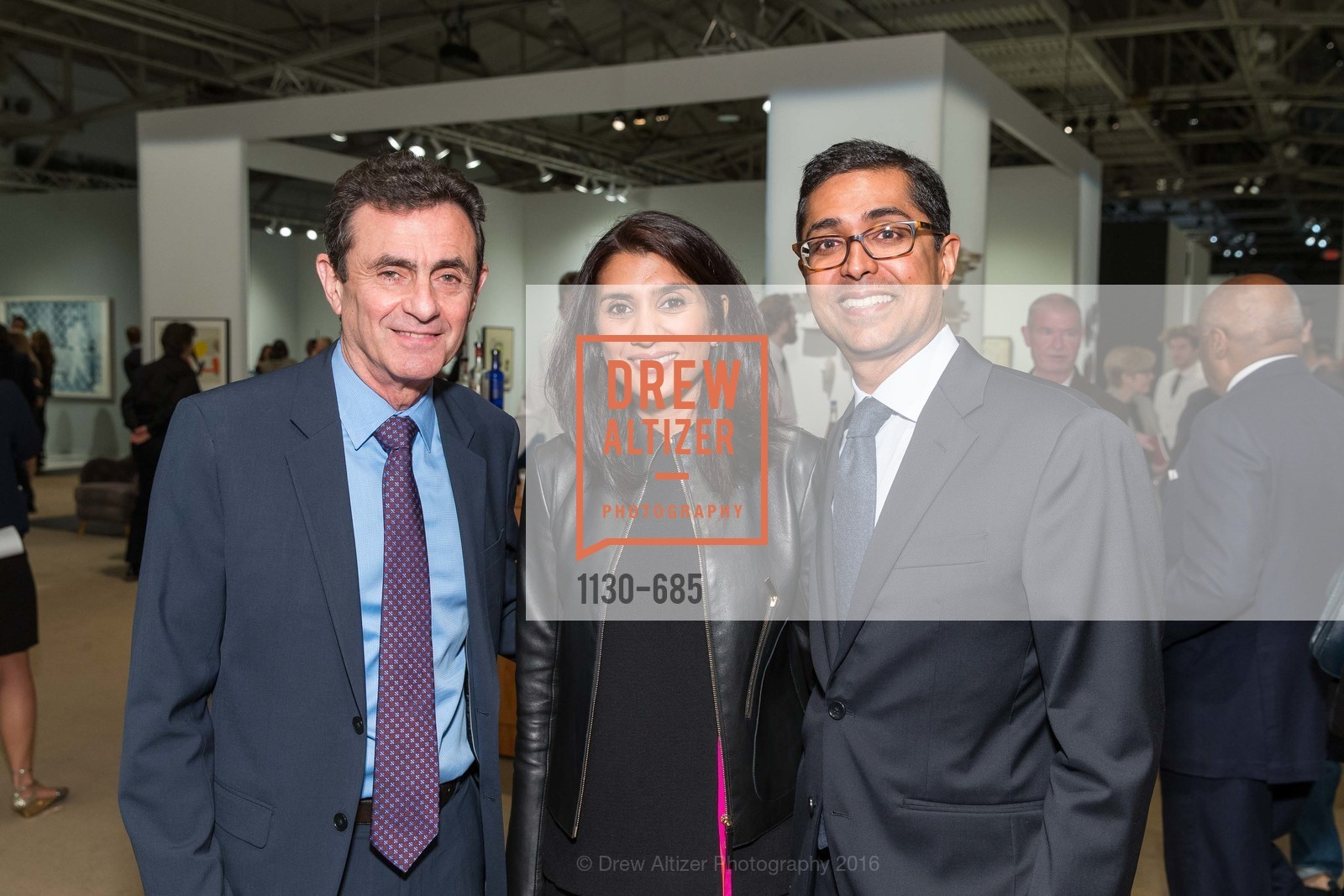 Neal Benezra, Alka Agrawal, Ravin Agrawal, FOG Design+Art Preview Gala, Fort Mason Center Festival Pavilion, January 13th, 2016,Drew Altizer, Drew Altizer Photography, full-service agency, private events, San Francisco photographer, photographer california