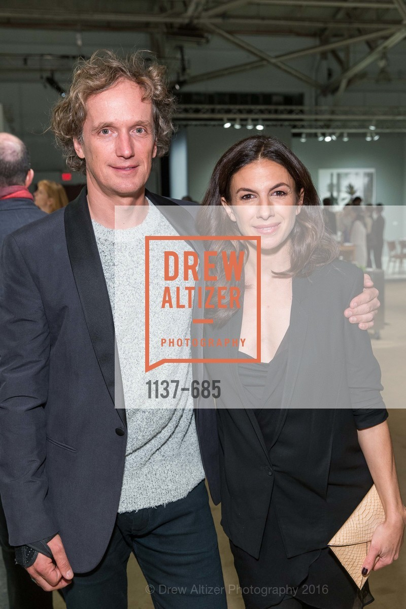 Yves Behar, Sabrina Buell, FOG Design+Art Preview Gala, Fort Mason Center Festival Pavilion, January 13th, 2016,Drew Altizer, Drew Altizer Photography, full-service agency, private events, San Francisco photographer, photographer california