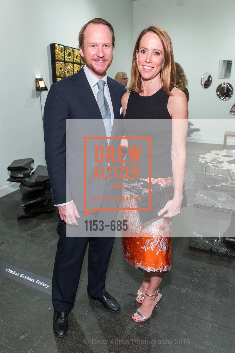 Roth Martin, Emily Martin, FOG Design+Art Preview Gala, Fort Mason Center Festival Pavilion, January 13th, 2016,Drew Altizer, Drew Altizer Photography, full-service event agency, private events, San Francisco photographer, photographer California