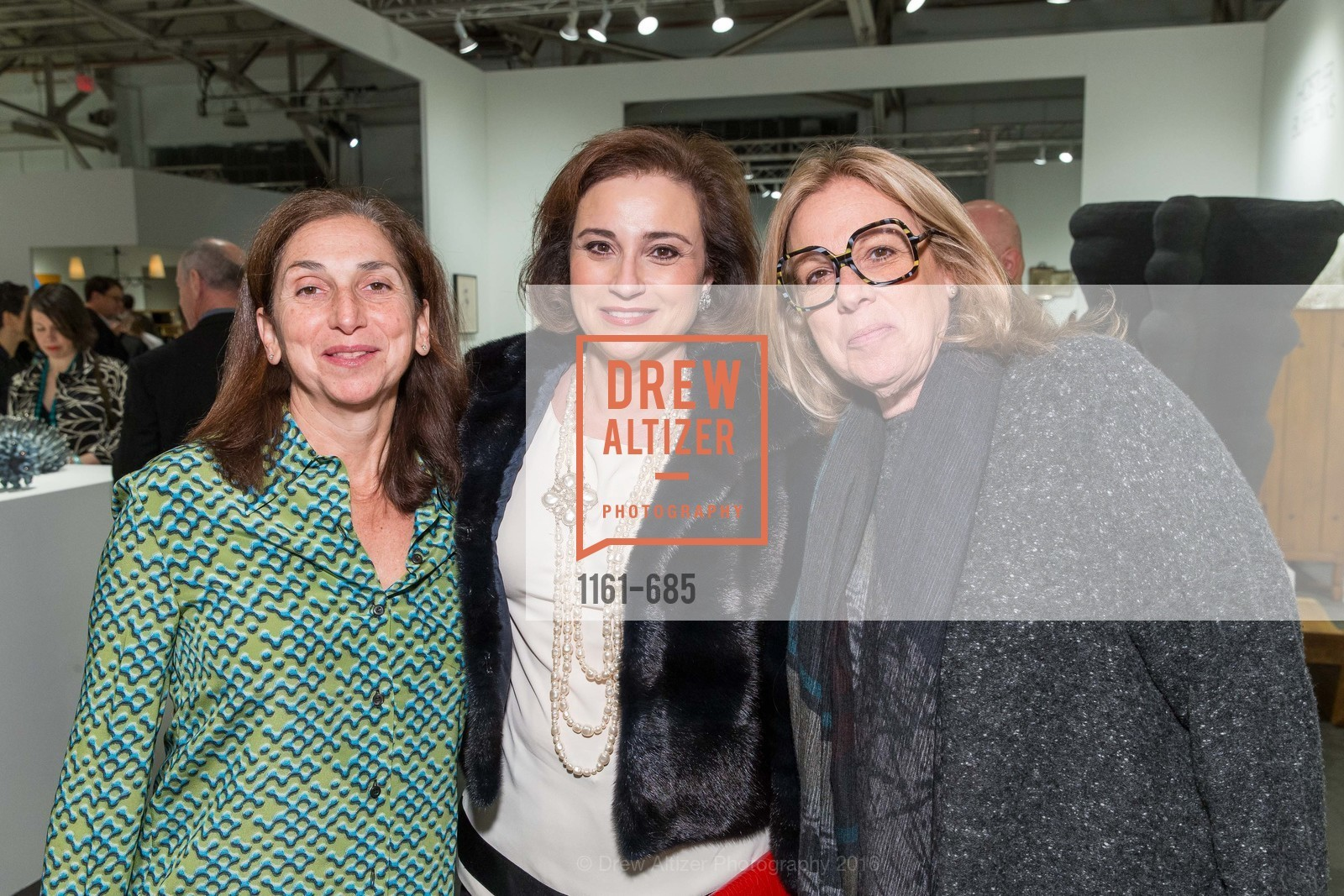 Carla Chammas, Dolly Chammas, Judi Roman, FOG Design+Art Preview Gala, Fort Mason Center Festival Pavilion, January 13th, 2016,Drew Altizer, Drew Altizer Photography, full-service event agency, private events, San Francisco photographer, photographer California