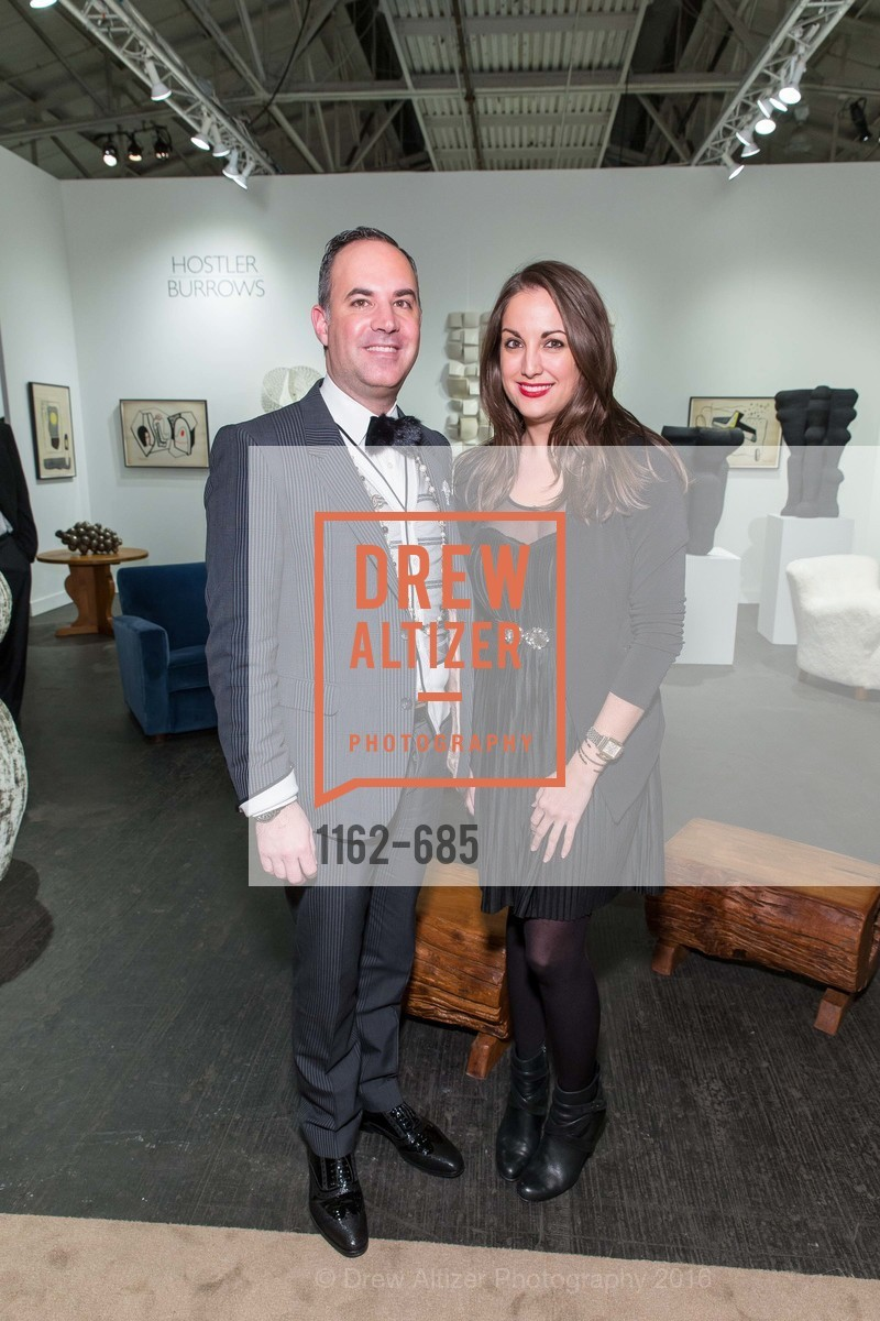 Robert Arnold-Kraft, Megan Connelly, FOG Design+Art Preview Gala, Fort Mason Center Festival Pavilion, January 13th, 2016,Drew Altizer, Drew Altizer Photography, full-service agency, private events, San Francisco photographer, photographer california