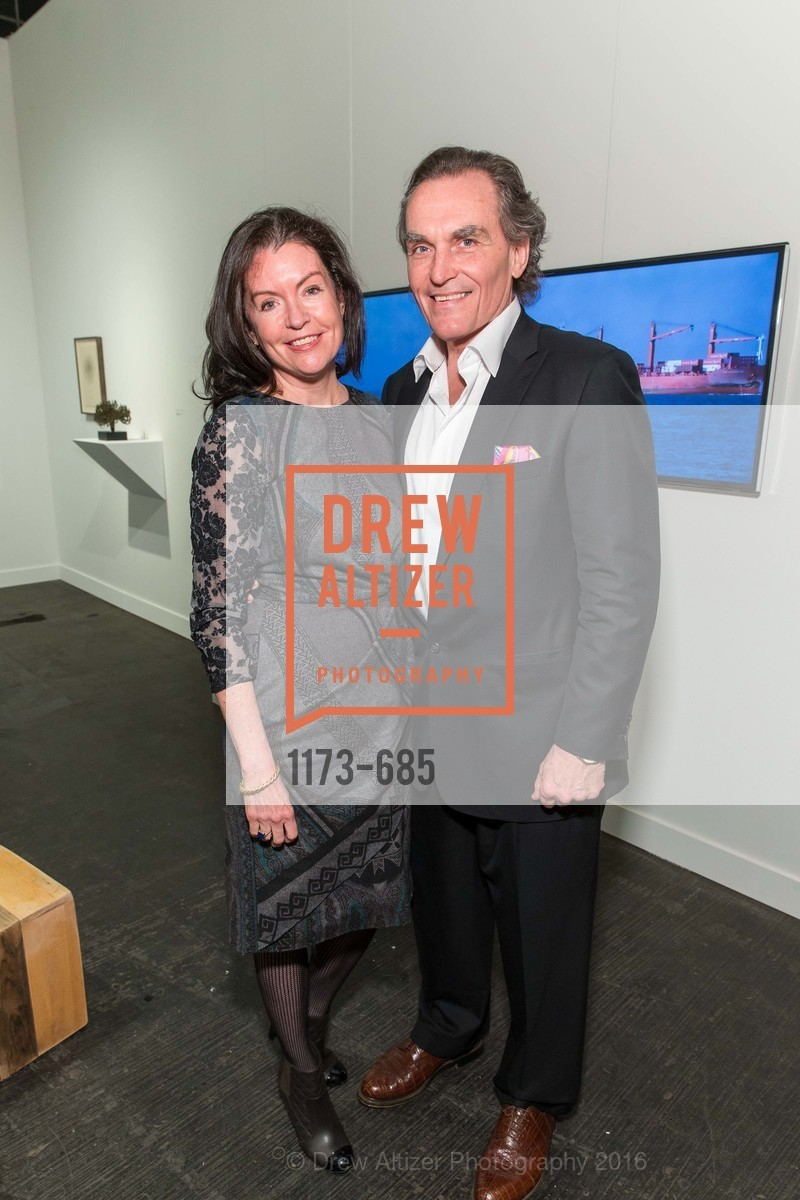 Elizabeth Birka-White, David Birka-White, FOG Design+Art Preview Gala, Fort Mason Center Festival Pavilion, January 13th, 2016,Drew Altizer, Drew Altizer Photography, full-service agency, private events, San Francisco photographer, photographer california