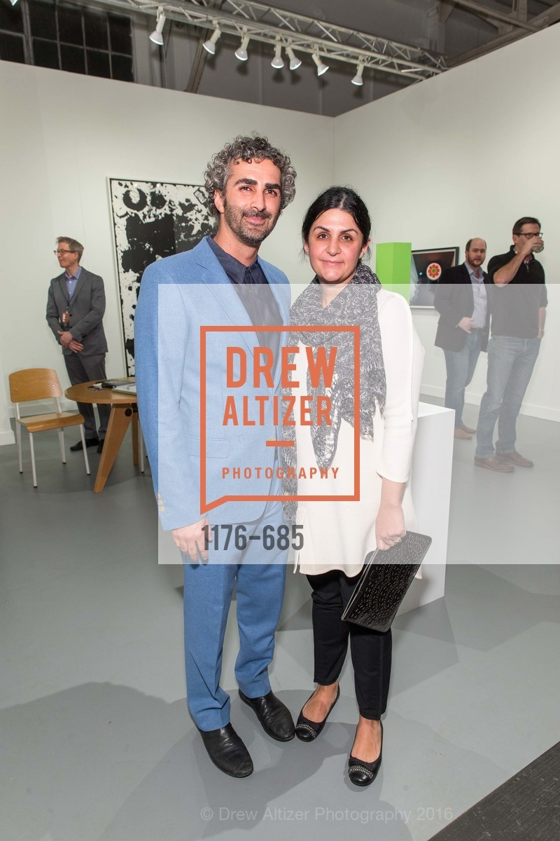 Amir Mortazavi, Melody Mortazavi, FOG Design+Art Preview Gala, Fort Mason Center Festival Pavilion, January 13th, 2016,Drew Altizer, Drew Altizer Photography, full-service agency, private events, San Francisco photographer, photographer california