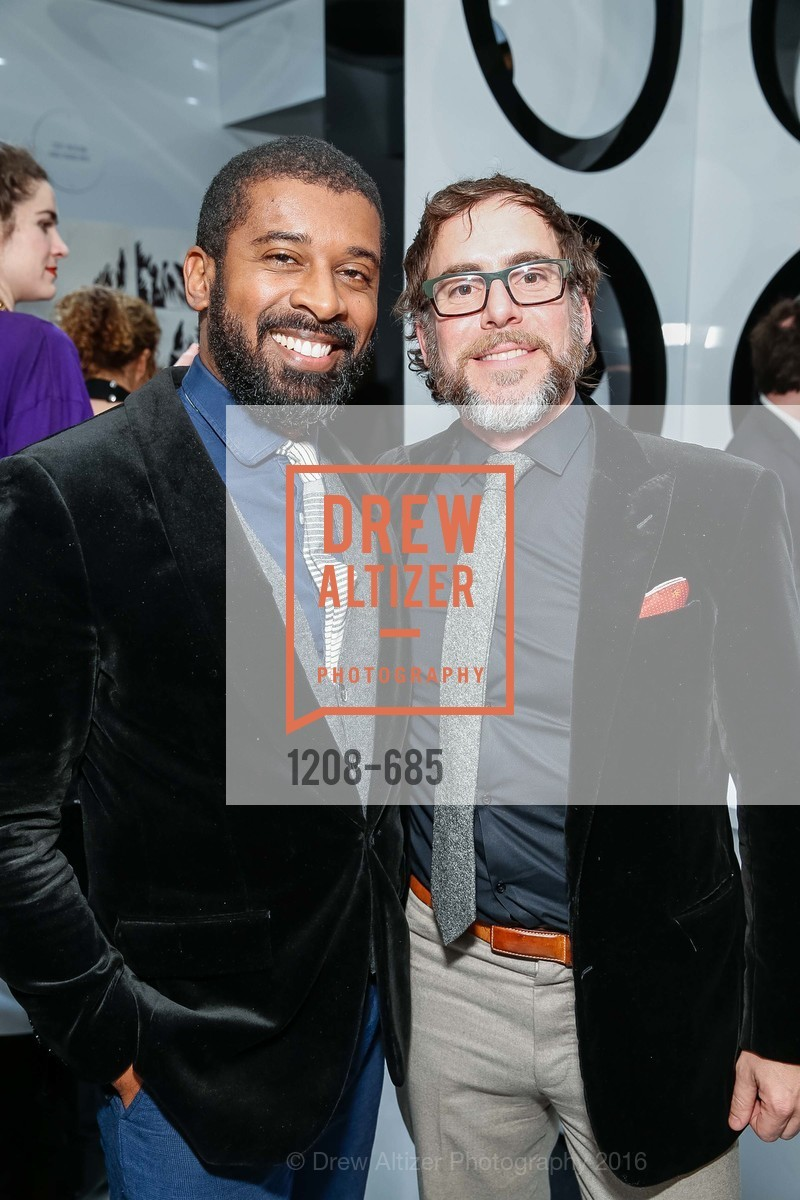 George McCalman, John Toya, FOG Design+Art Preview Gala, Fort Mason Center Festival Pavilion, January 13th, 2016,Drew Altizer, Drew Altizer Photography, full-service agency, private events, San Francisco photographer, photographer california