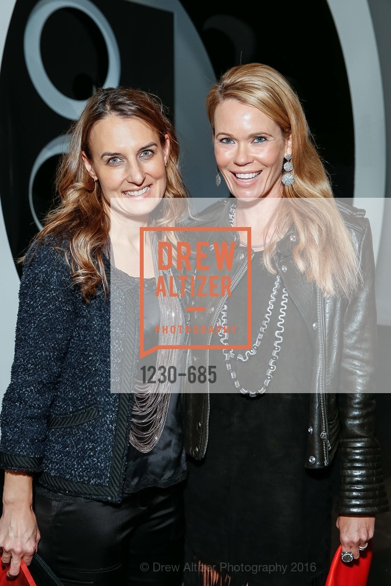 Jennifer Cerchiai, Stephanie Tuttle, FOG Design+Art Preview Gala, Fort Mason Center Festival Pavilion, January 13th, 2016,Drew Altizer, Drew Altizer Photography, full-service agency, private events, San Francisco photographer, photographer california
