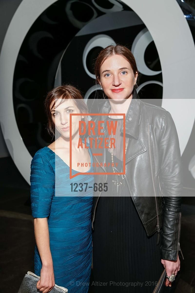Rebekah Goldstein, Aimee Friberg, Photo #1237-685