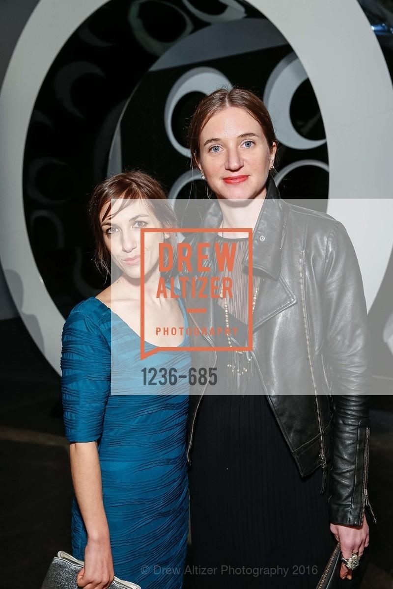 Rebekah Goldstein, Aimee Friberg, Photo #1236-685