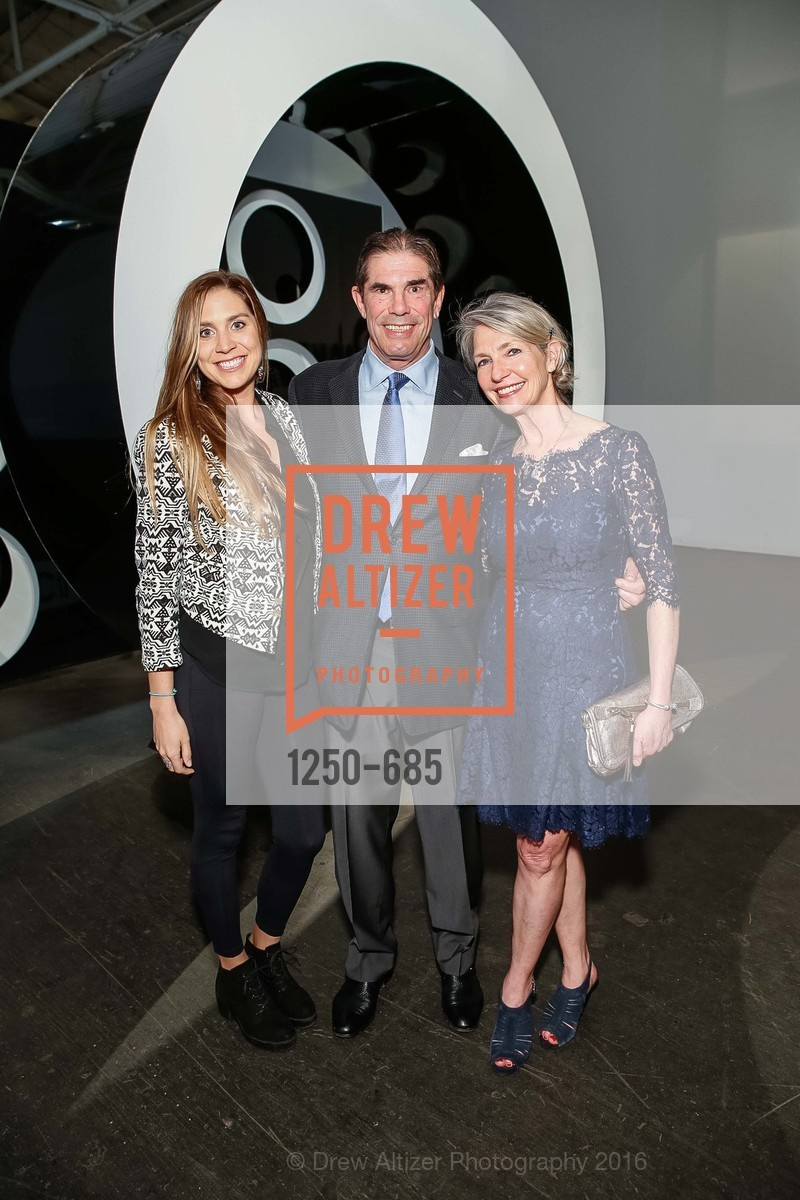Natasha Rosekrans, John Rosekrans, Kathy Geissler Best, FOG Design+Art Preview Gala, Fort Mason Center Festival Pavilion, January 13th, 2016,Drew Altizer, Drew Altizer Photography, full-service agency, private events, San Francisco photographer, photographer california