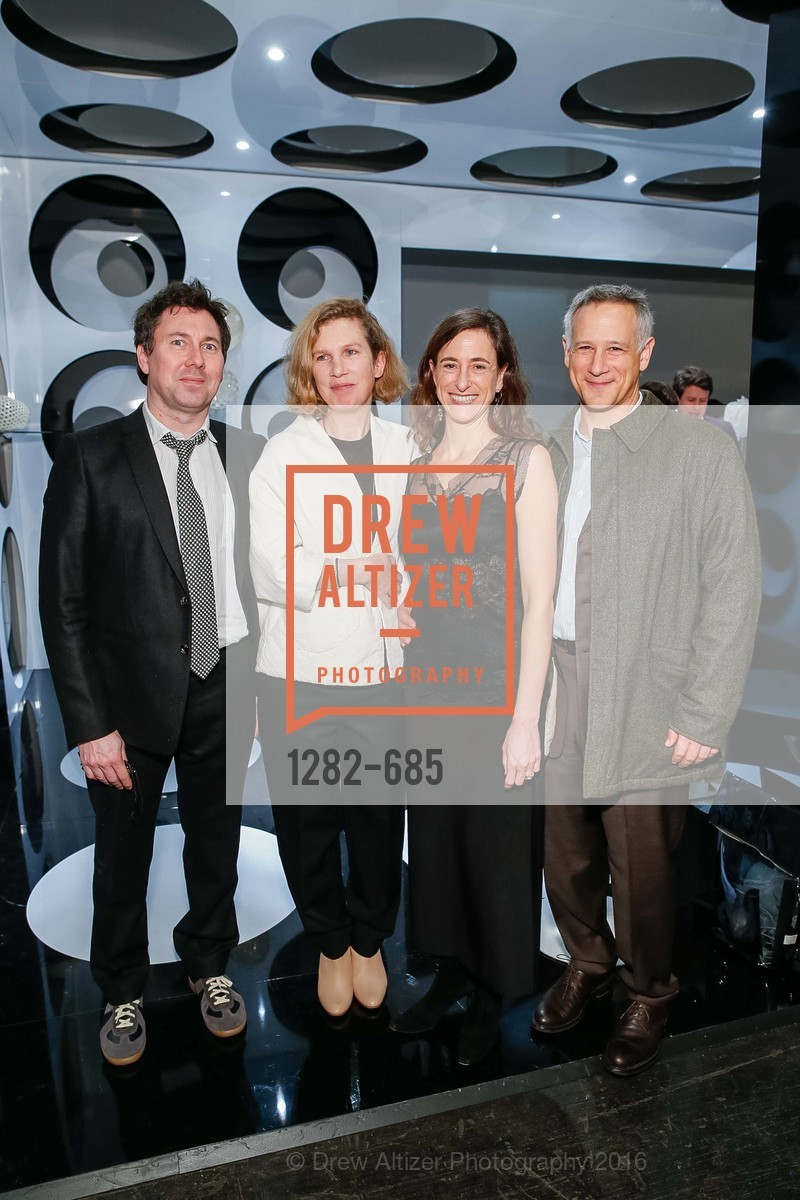 Brian Ganusiak, Elizabeth Beer, Sarah Anne Minkin, John Eldan, FOG Design+Art Preview Gala, Fort Mason Center Festival Pavilion, January 13th, 2016,Drew Altizer, Drew Altizer Photography, full-service agency, private events, San Francisco photographer, photographer california