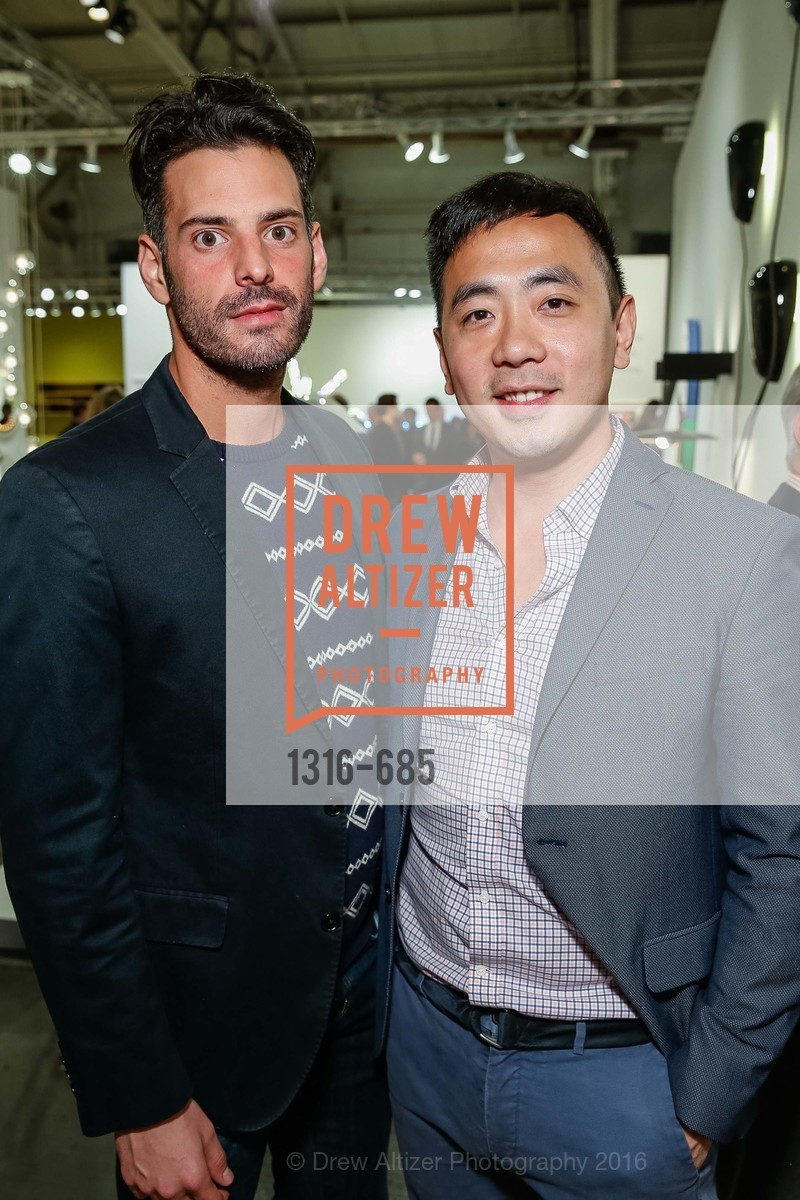 Brian Ehrlich, Wayne Ting, FOG Design+Art Preview Gala, Fort Mason Center Festival Pavilion, January 13th, 2016,Drew Altizer, Drew Altizer Photography, full-service agency, private events, San Francisco photographer, photographer california