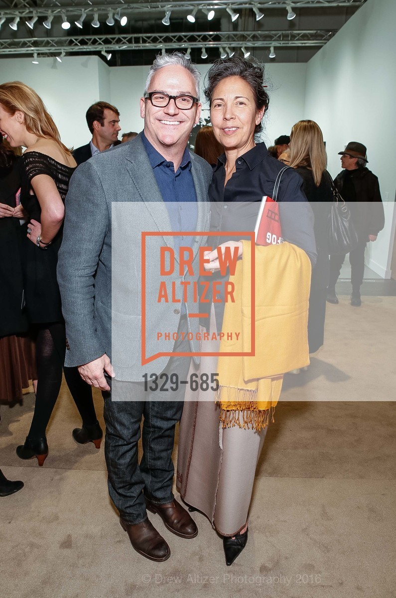 Geoffrey Applegarth, Dyan Garza, FOG Design+Art Preview Gala, Fort Mason Center Festival Pavilion, January 13th, 2016,Drew Altizer, Drew Altizer Photography, full-service agency, private events, San Francisco photographer, photographer california