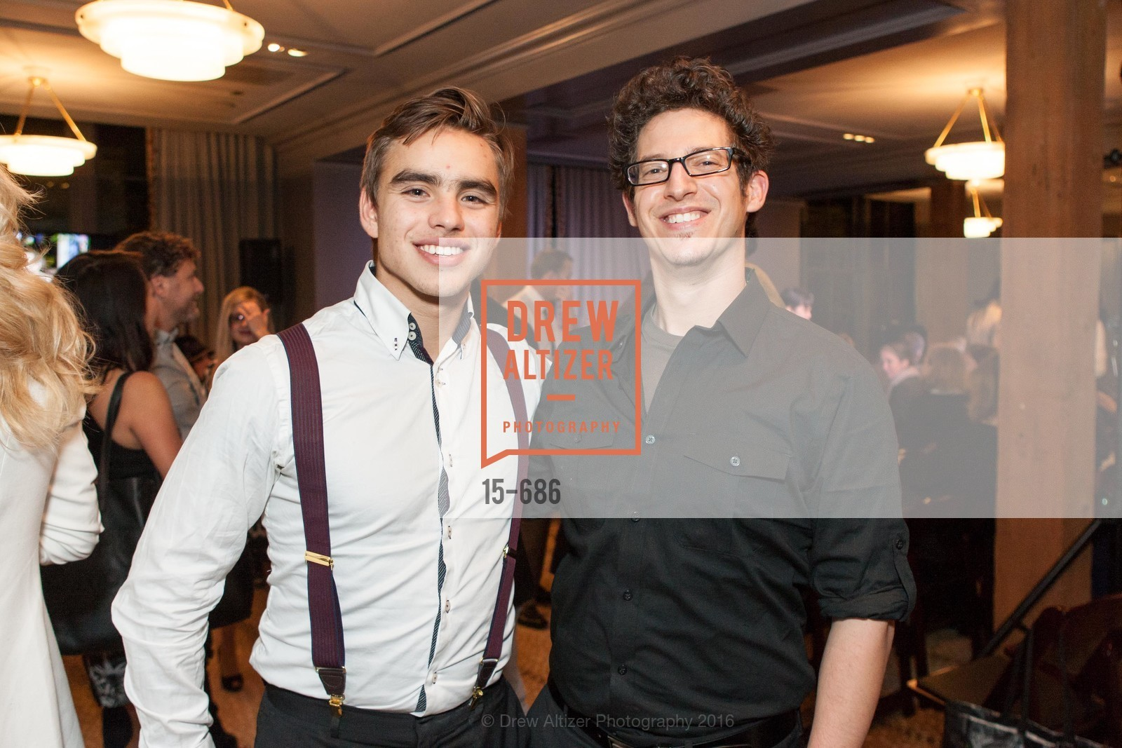 Renat Gabitov, David Mandel, ENCORE! SF Ballet Preview Evening at The Battery, The Battery, January 14th, 2016,Drew Altizer, Drew Altizer Photography, full-service agency, private events, San Francisco photographer, photographer california