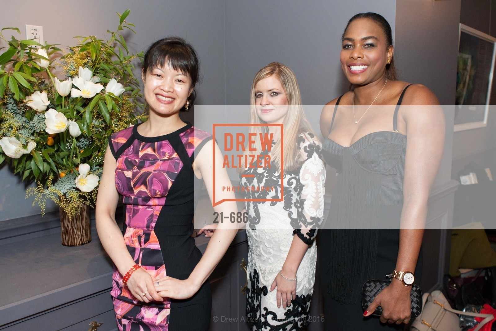 Susan Lin, Julie Hall, Vanessa Jean-Baptiste, ENCORE! SF Ballet Preview Evening at The Battery, The Battery, January 14th, 2016,Drew Altizer, Drew Altizer Photography, full-service agency, private events, San Francisco photographer, photographer california