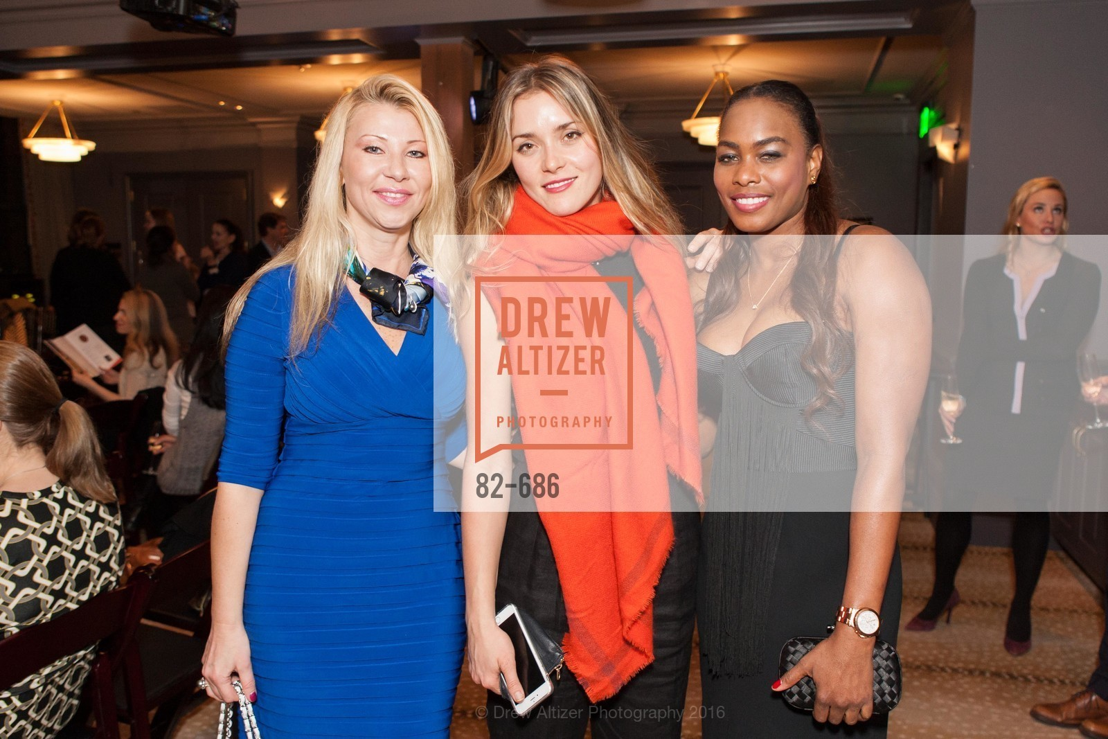 Lena Gikkas, Emily Walsh, Vanessa Jean-Baptiste, ENCORE! SF Ballet Preview Evening at The Battery, The Battery, January 14th, 2016,Drew Altizer, Drew Altizer Photography, full-service agency, private events, San Francisco photographer, photographer california