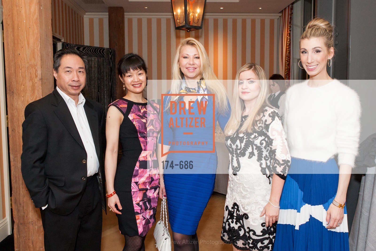 Wilson Yan, Susan Lin, Lena Gikkas, Julie Hall, Maggie Winterfeldt Clark, ENCORE! SF Ballet Preview Evening at The Battery, The Battery, January 14th, 2016,Drew Altizer, Drew Altizer Photography, full-service agency, private events, San Francisco photographer, photographer california