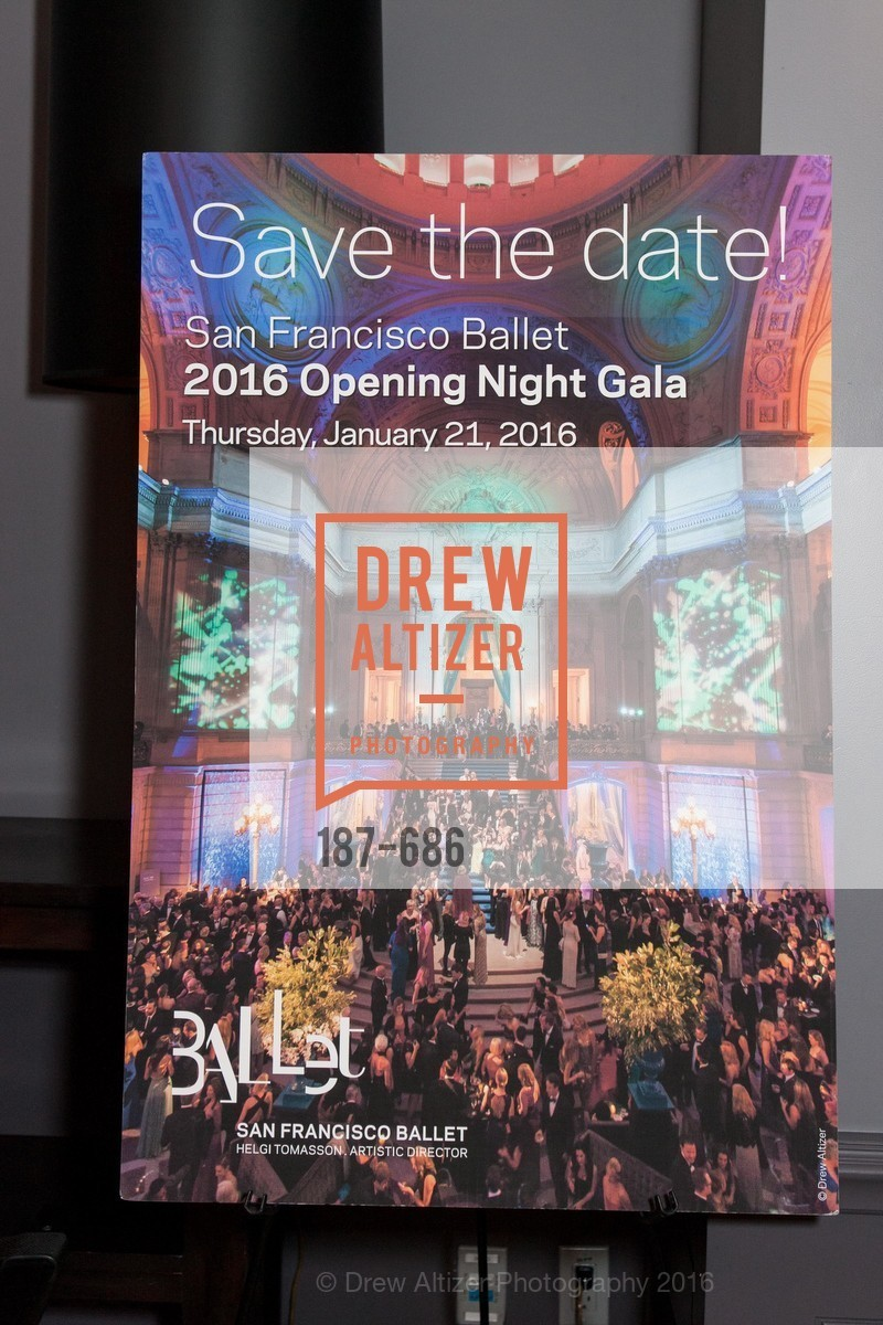 Atmosphere, ENCORE! SF Ballet Preview Evening at The Battery, The Battery, January 14th, 2016,Drew Altizer, Drew Altizer Photography, full-service event agency, private events, San Francisco photographer, photographer California