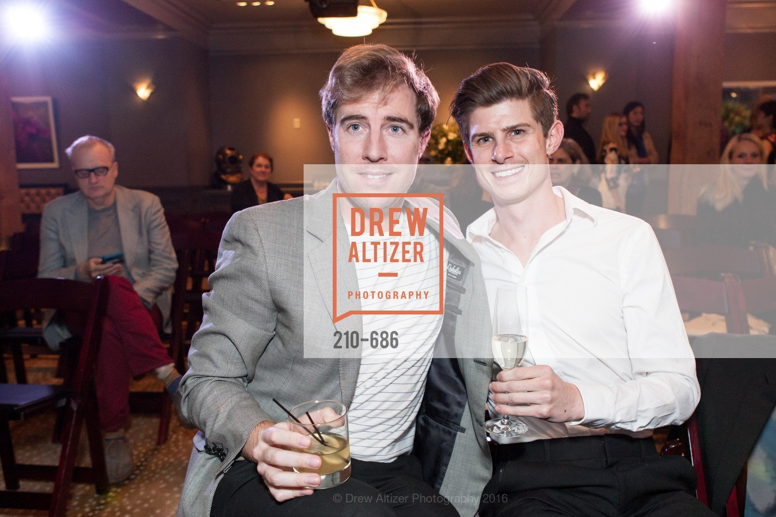 Matthew Kimball, Michael Roderick, ENCORE! SF Ballet Preview Evening at The Battery, The Battery, January 14th, 2016,Drew Altizer, Drew Altizer Photography, full-service agency, private events, San Francisco photographer, photographer california