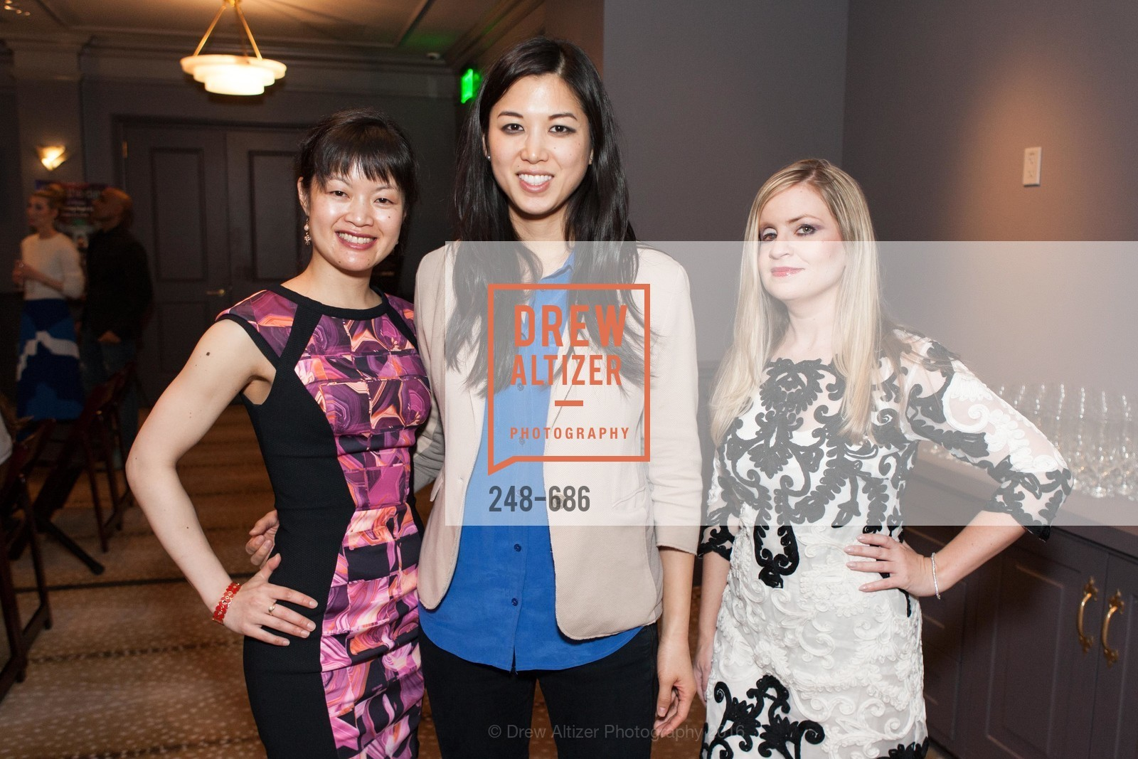 Susan Lin, Emily Hu, Julie Hall, ENCORE! SF Ballet Preview Evening at The Battery, The Battery, January 14th, 2016,Drew Altizer, Drew Altizer Photography, full-service agency, private events, San Francisco photographer, photographer california