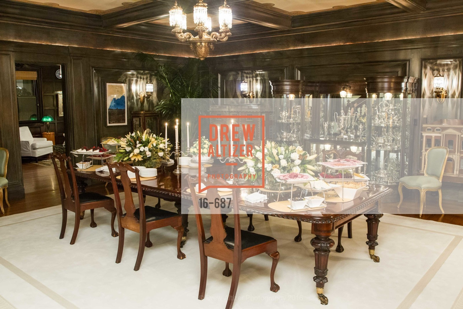 Atmosphere, Benefactor Party for the 2016 Ballet Gala, Private Residence, January 14th, 2016,Drew Altizer, Drew Altizer Photography, full-service event agency, private events, San Francisco photographer, photographer California