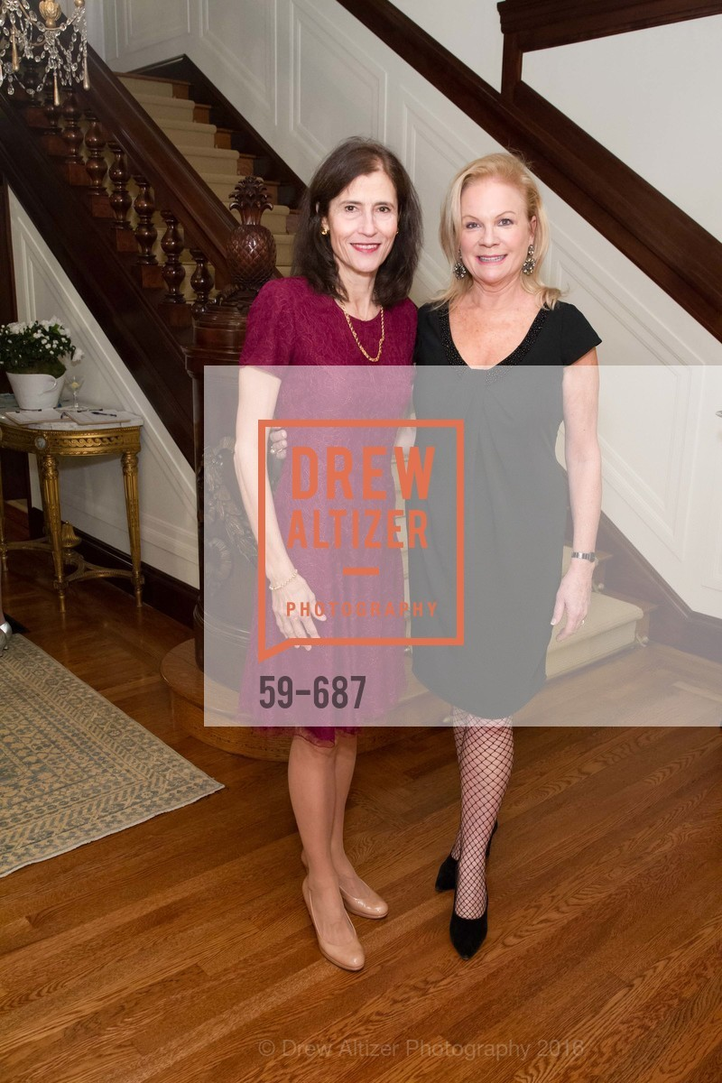 Rada Brooks, Claire Kostic, Benefactor Party for the 2016 Ballet Gala, Private Residence, January 14th, 2016,Drew Altizer, Drew Altizer Photography, full-service agency, private events, San Francisco photographer, photographer california