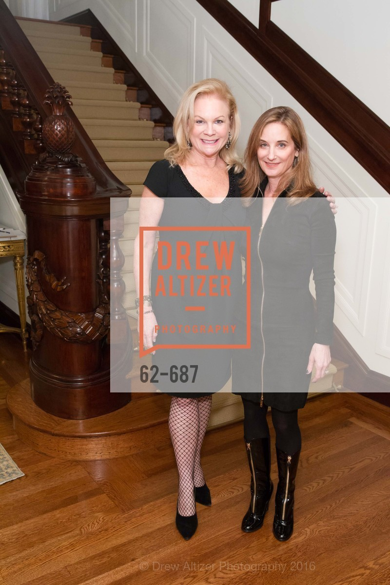 Claire Kostic, Susan Dossetter, Benefactor Party for the 2016 Ballet Gala, Private Residence, January 14th, 2016,Drew Altizer, Drew Altizer Photography, full-service agency, private events, San Francisco photographer, photographer california
