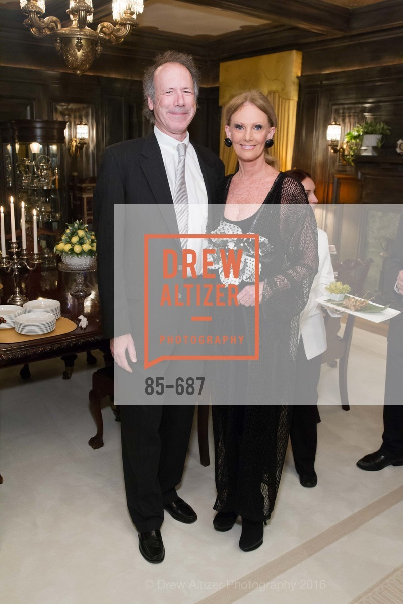 Tom Barrett, Belinda Berry, Benefactor Party for the 2016 Ballet Gala, Private Residence, January 14th, 2016,Drew Altizer, Drew Altizer Photography, full-service agency, private events, San Francisco photographer, photographer california