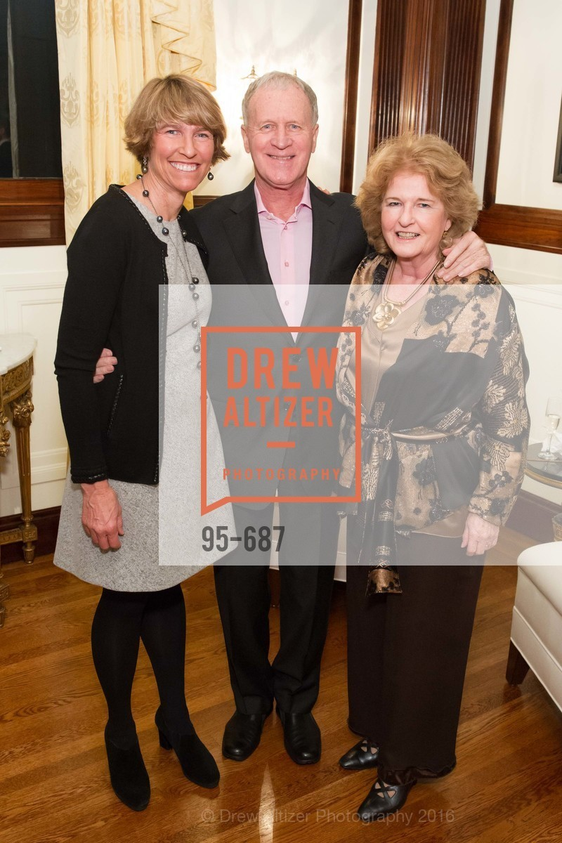 Kate Duhamel, Brian Hollins, Rene Hollins, Benefactor Party for the 2016 Ballet Gala, Private Residence, January 14th, 2016,Drew Altizer, Drew Altizer Photography, full-service agency, private events, San Francisco photographer, photographer california