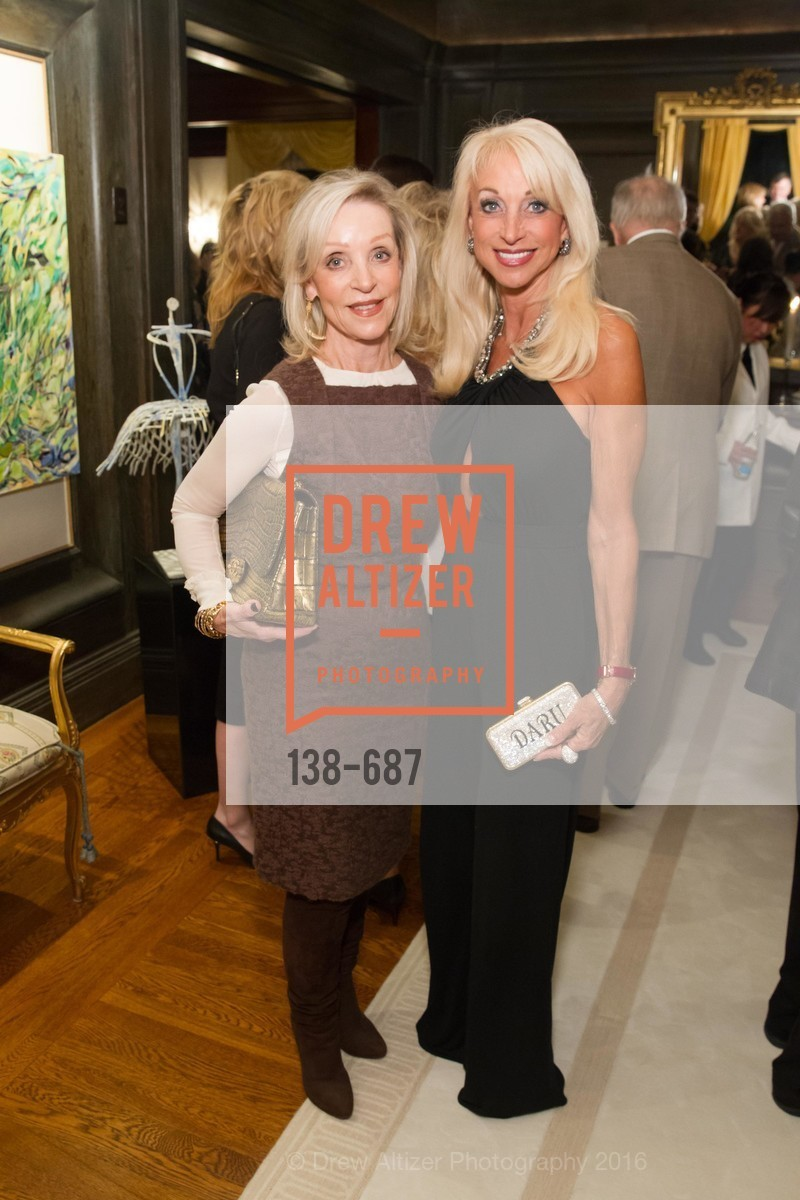 Barbara Brown, Daru Kawalkowski, Benefactor Party for the 2016 Ballet Gala, Private Residence, January 14th, 2016,Drew Altizer, Drew Altizer Photography, full-service agency, private events, San Francisco photographer, photographer california