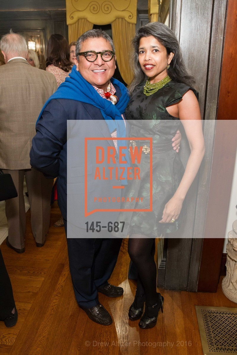 Riccardo Benavides, Deepa Pakianathan, Benefactor Party for the 2016 Ballet Gala, Private Residence, January 14th, 2016,Drew Altizer, Drew Altizer Photography, full-service agency, private events, San Francisco photographer, photographer california