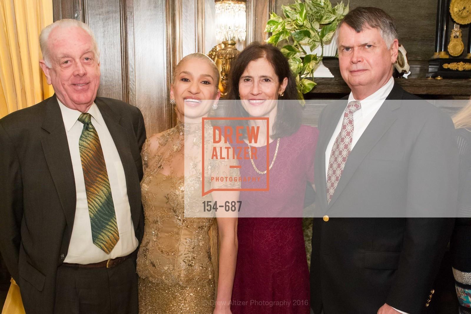 Bill Armstrong, Navid Armstrong, Rada Brooks, Kent Brooks, Photo #154-687