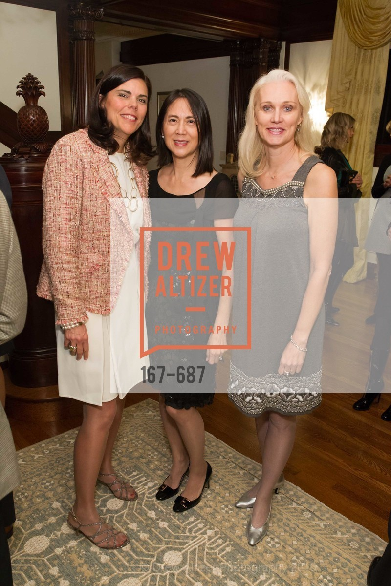 Trecia Knapp, Lydia Bartlett, Laurie Harman, Benefactor Party for the 2016 Ballet Gala, Private Residence, January 14th, 2016,Drew Altizer, Drew Altizer Photography, full-service agency, private events, San Francisco photographer, photographer california