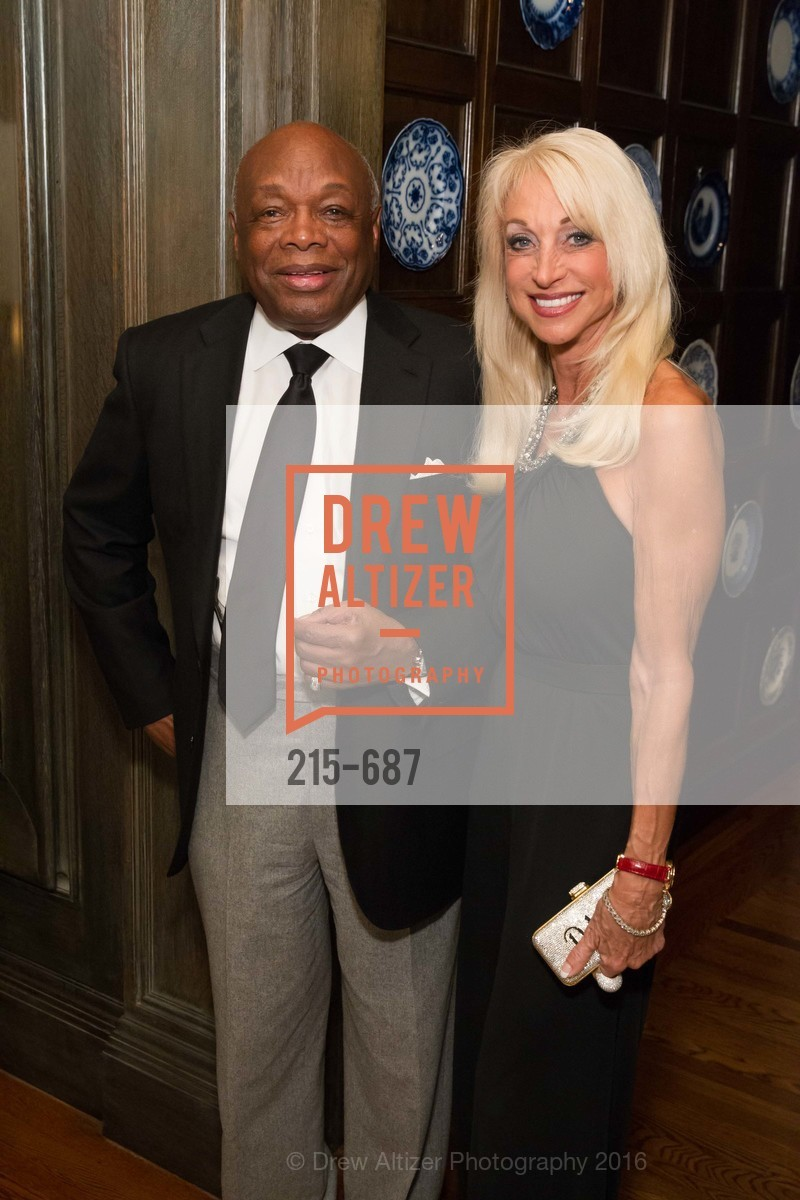 Willie Brown, Daru Kawalkowski, Benefactor Party for the 2016 Ballet Gala, Private Residence, January 14th, 2016,Drew Altizer, Drew Altizer Photography, full-service agency, private events, San Francisco photographer, photographer california