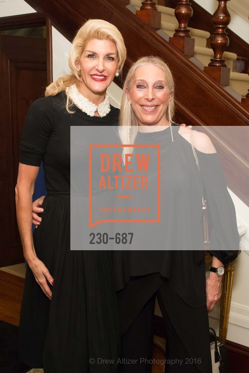 Karen Caldwell, Betsy Linder, Benefactor Party for the 2016 Ballet Gala, Private Residence, January 14th, 2016,Drew Altizer, Drew Altizer Photography, full-service agency, private events, San Francisco photographer, photographer california