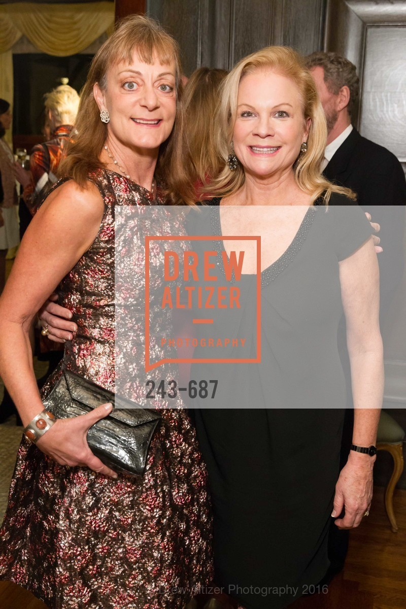 Nancy Pfund, Claire Kosotic, Benefactor Party for the 2016 Ballet Gala, Private Residence, January 14th, 2016,Drew Altizer, Drew Altizer Photography, full-service agency, private events, San Francisco photographer, photographer california