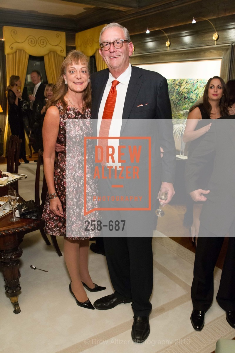 Nancy Pfund, Bill Polokoff, Benefactor Party for the 2016 Ballet Gala, Private Residence, January 14th, 2016,Drew Altizer, Drew Altizer Photography, full-service agency, private events, San Francisco photographer, photographer california