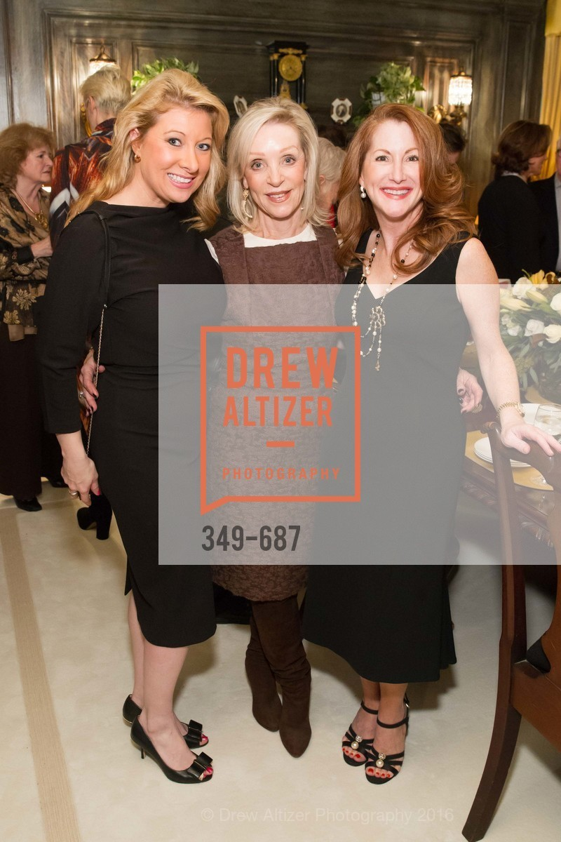 Jennifer Mancuso, Barbara Brown, Ave Seltsam, Benefactor Party for the 2016 Ballet Gala, Private Residence, January 14th, 2016,Drew Altizer, Drew Altizer Photography, full-service event agency, private events, San Francisco photographer, photographer California